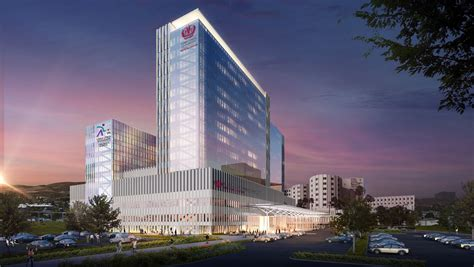 Renderings finalized for new hospital towers :: News of