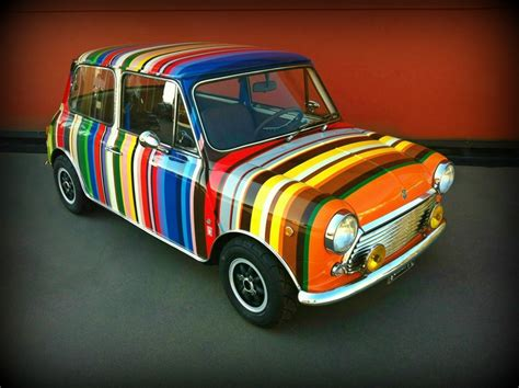 Classic Funky 1973 MINI Cooper Can Be Yours for €36,530
