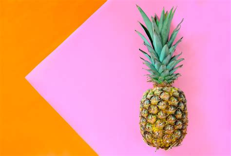 Pink-Fleshed 'Rosé' Pineapples Passed FDA Approval