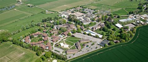 How To Find Us - Sparsholt College Hampshire