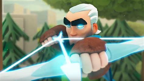 Clash Royale Official Magic Archer Gameplay Trailer - IGN
