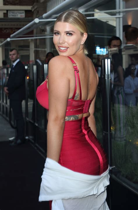 Olivia Buckland Arrives at the Bloomsbury Street Kitchen