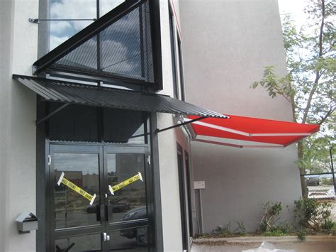 Steel Awnings Perth