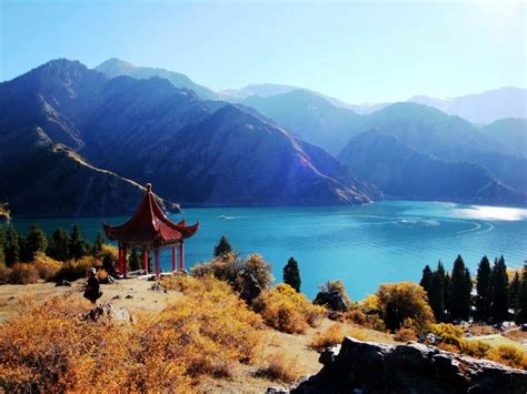 Heaven Lake is one of Best Magical and Peaceful Place on