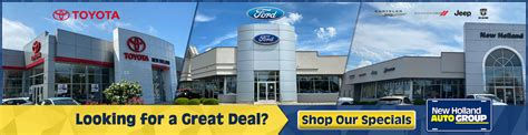 New and Used Car Dealership: New Holland Auto Group