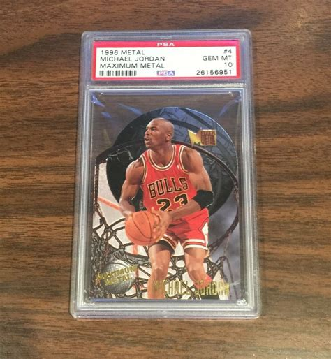 Auction Prices Realized Basketball Cards 1996 Metal
