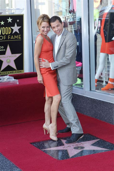 """Jon Cryer from """"Two and a Half Men"""" Gets a Star on the"""