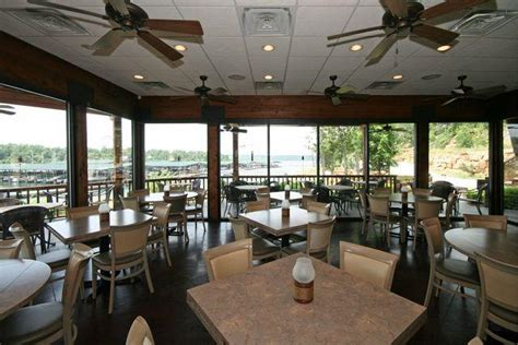 9 Lakeside Restaurants In Oklahoma You Simply Must Visit