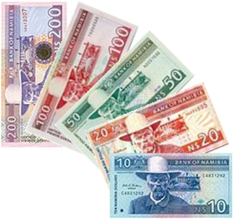 Namibian dollar - Currency Wiki, the online numismatic