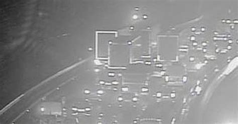 Queuing traffic due to crash between car and lorry on M3