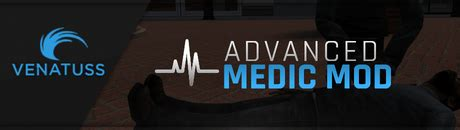 [AMM] Advanced Medic Mod - The first complete and