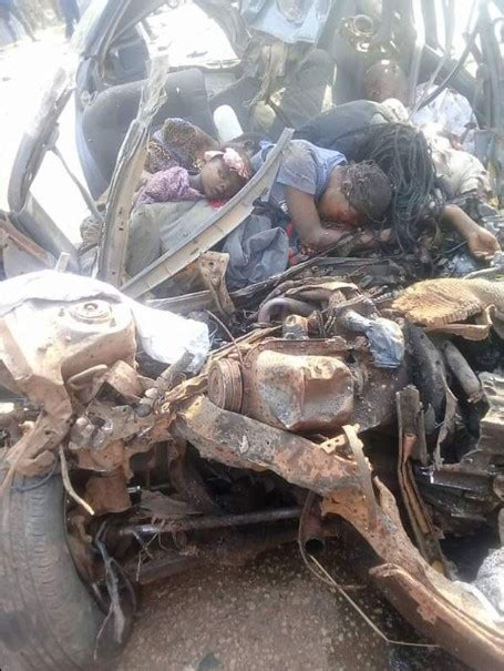 Many Killed In Fatal Car Accident In Benue