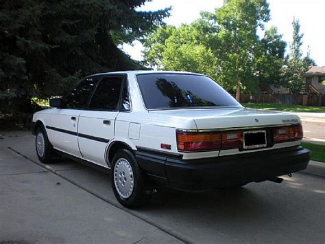 1987 Toyota Camry Deluxe For Sale Boulder, Colorado