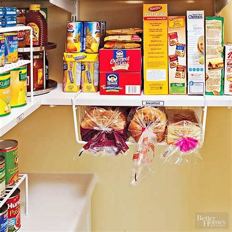 Organize Your Pantry by Zones   Better Homes & Gardens