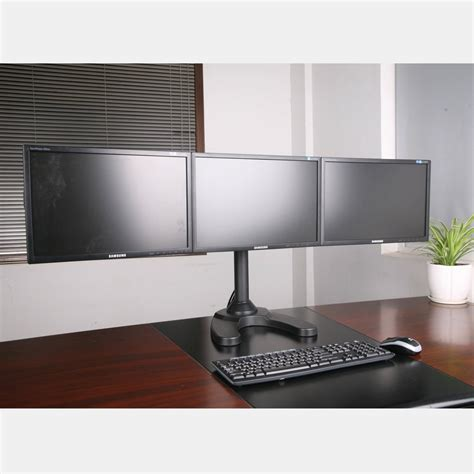 Triple Monitor stand Freestanding (3MS-FH) – Display