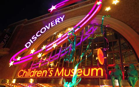Discovery Children's Museum   Travel + Leisure