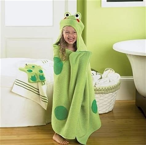 Make Bath Times for Your Kid Fun with The Kids Bath Towels