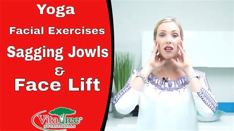 Yoga Facial Exercises : How to Lose Sagging Jowls