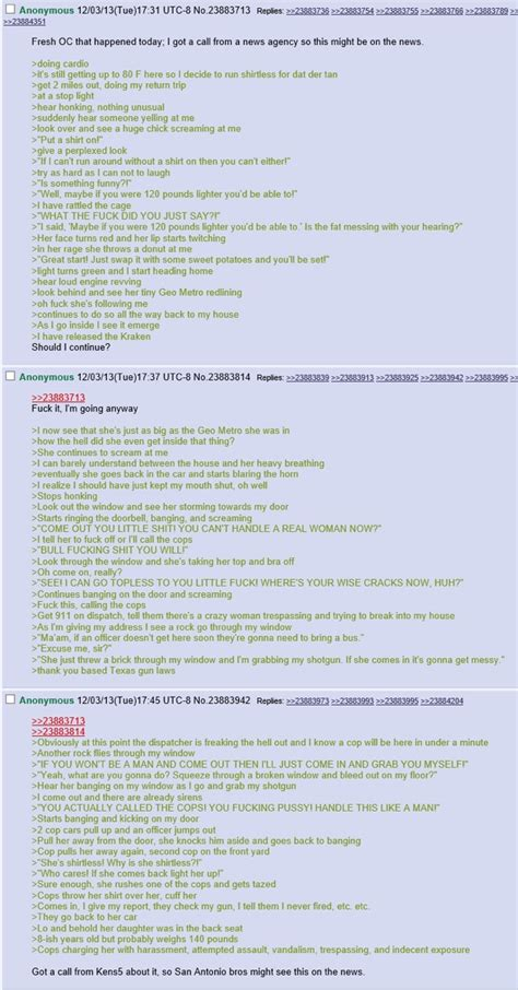 6 4chan greentexts for your daily dose of Hilarious Images