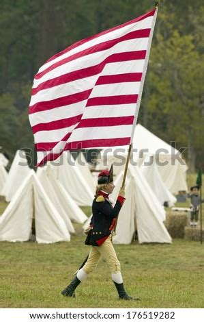 Revolutionary Soldier Stock Photos, Images, & Pictures