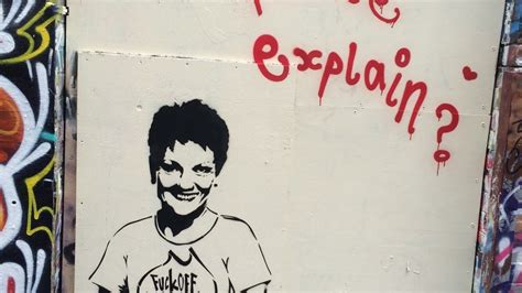 That Banksy Stencil of Pauline Hanson in Melbourne is a Fake