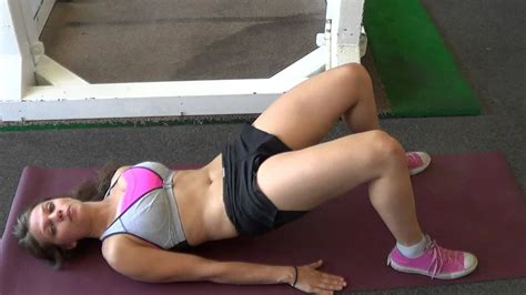 How to properly do glute bridges!! Work that butt! (www