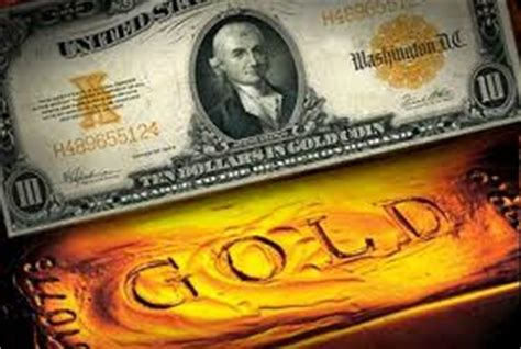 How the Price of Gold Reflects the Value of the US Dollar